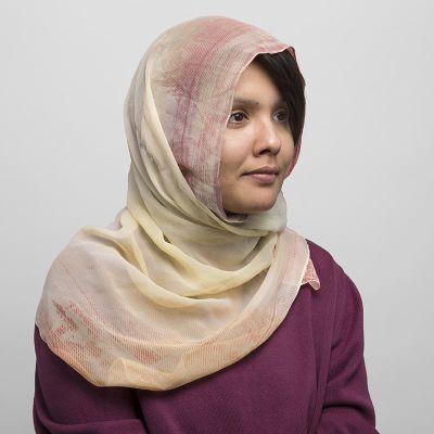 カスタム 印刷 ヘッドスカーフ