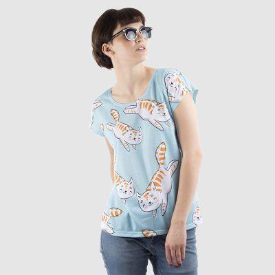 gepersonaliseerde damesshirt