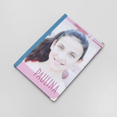 gepersonaliseerd dagboek met naam