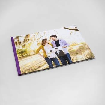 gästebuch mit fotos