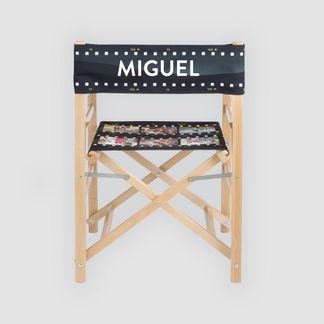 personalised name directors chair