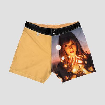 personalised shorts