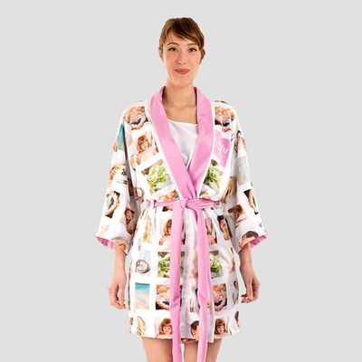 Vestaglia Kimono personalizzata