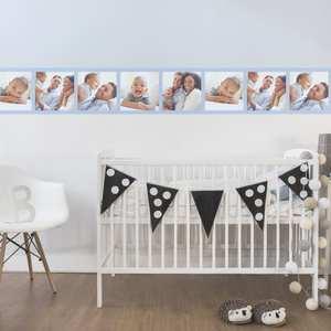 fotodekoration wanddekoration mit bildern fotos 3 f r 2. Black Bedroom Furniture Sets. Home Design Ideas