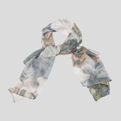 scarfs med tryck