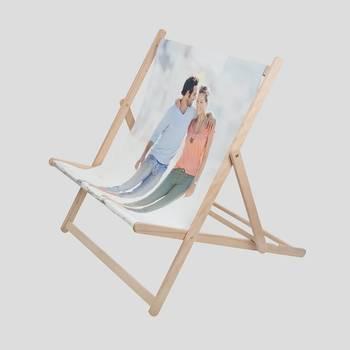 Doppel-Liegestuhl
