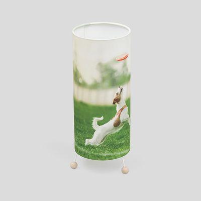 lamparas de pie para regalar en bautizos originales