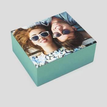 box mit fotos als geschenk für frauen