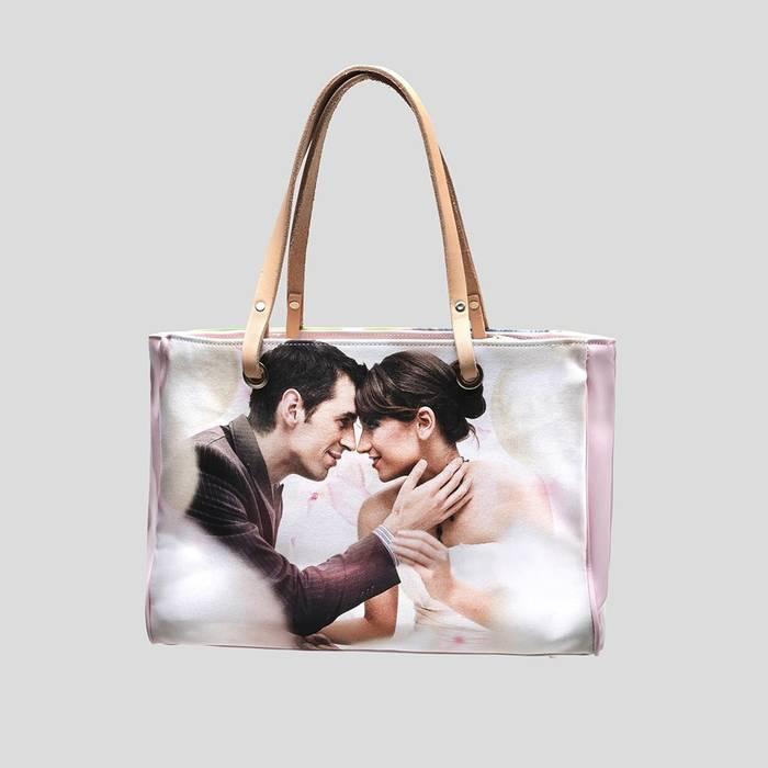Egendesignad handväska