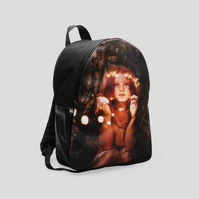 mochilas con fotos para comuniones personalizadas