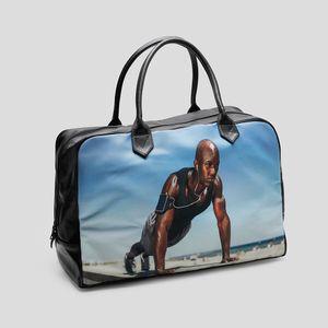 Sportbag med eget tryck