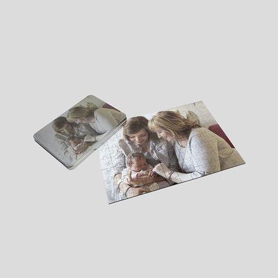 puzzle de fotos regalo para mayores cumpleaños