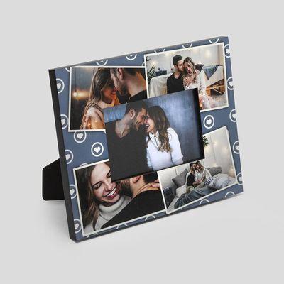cornice portafoto personalizzata
