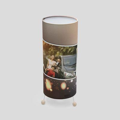 Lampe tube personnalisée