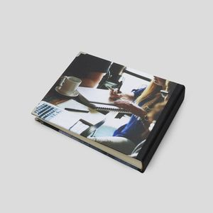 Scrapbook Album med eget omslag