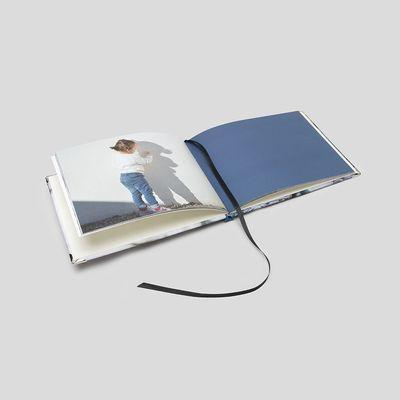 libro de tapa dura