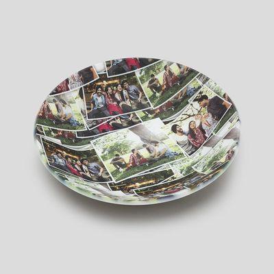 piatto decorativo personalizzato