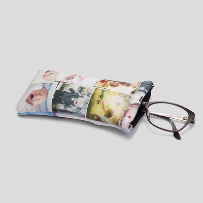 Étui à lunettes personnalisable
