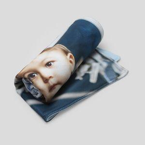 Couverture personnalisée pour enfant