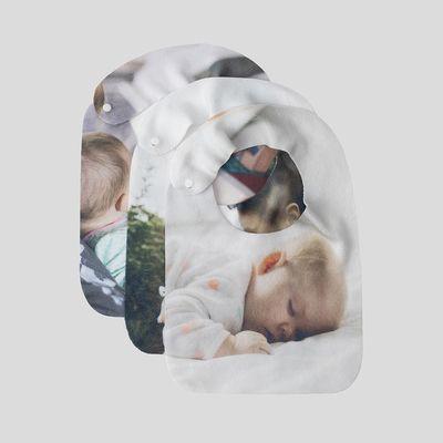 Bavoir pour bébé personnalisé