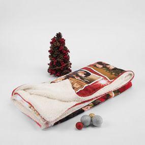 クリスマス オリジナルスローケット