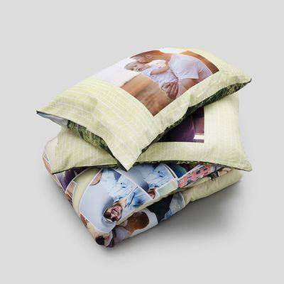 デザイン印刷布団カバー