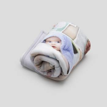 gepersonaliseerde babydeken
