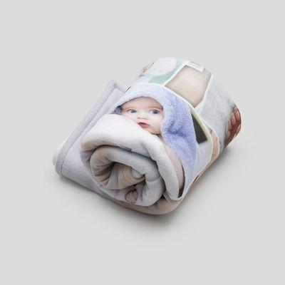 gepersonaliseerde fleece dekens