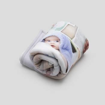 personalised fleece blankets