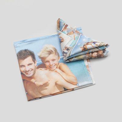 einstecktuch bedruckt mit eigenem foto weihnachtsgeschenk für ihn