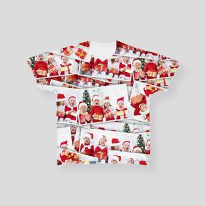personalised christmas tshirt