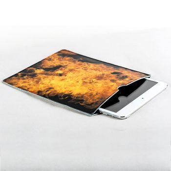 Etui iPad en cuir personnalisé