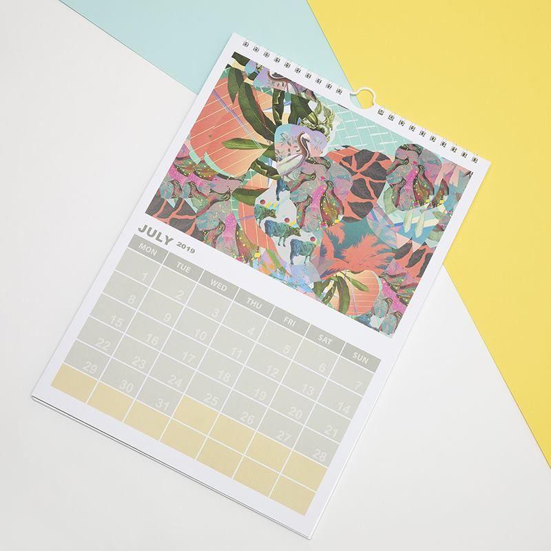 print calendar New Zealand
