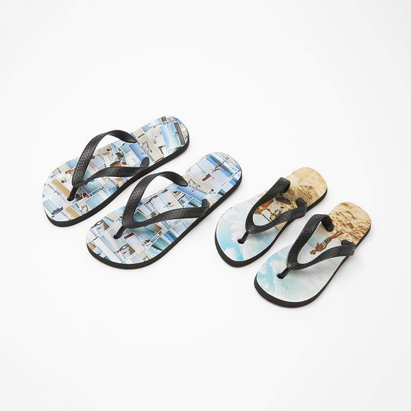b53e9c618644a0 ... beach custom flip flops Create Your Own FIip Flops ...