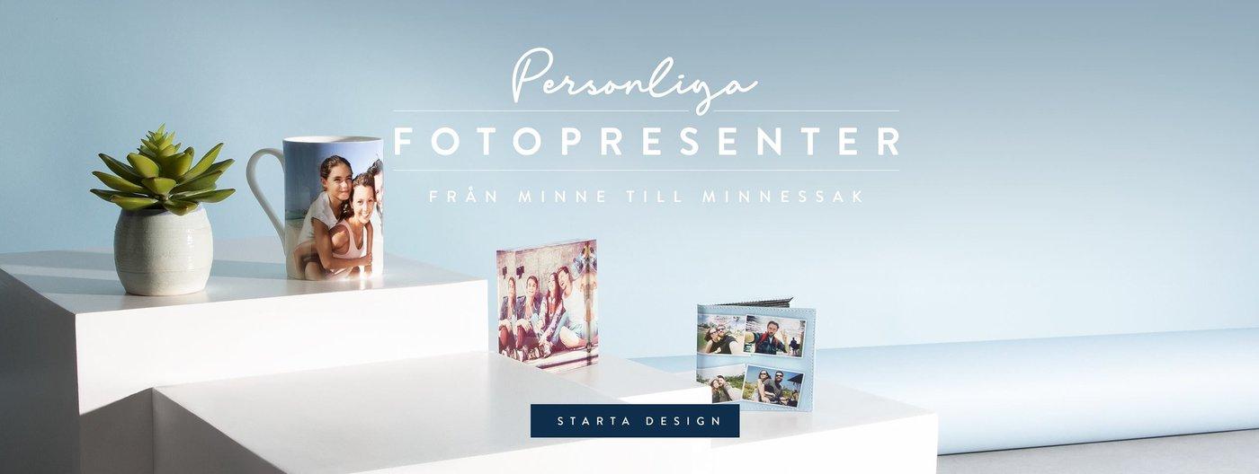 Personliga Fotopresenter