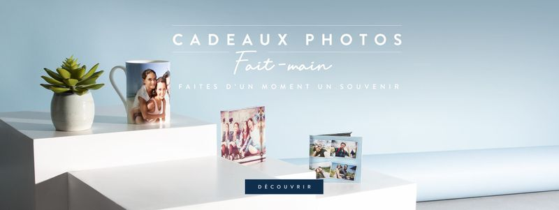 Idee Cadeaux Photo