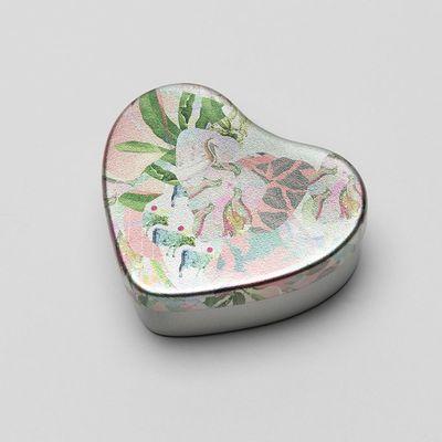 scatolina a forma di cuore