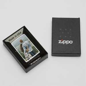 personalised zippo lighter