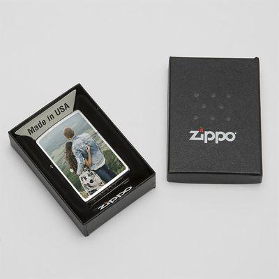 zippo bedrucken
