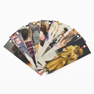 Cartellini in Pelle Personalizzati 10 Pezzi
