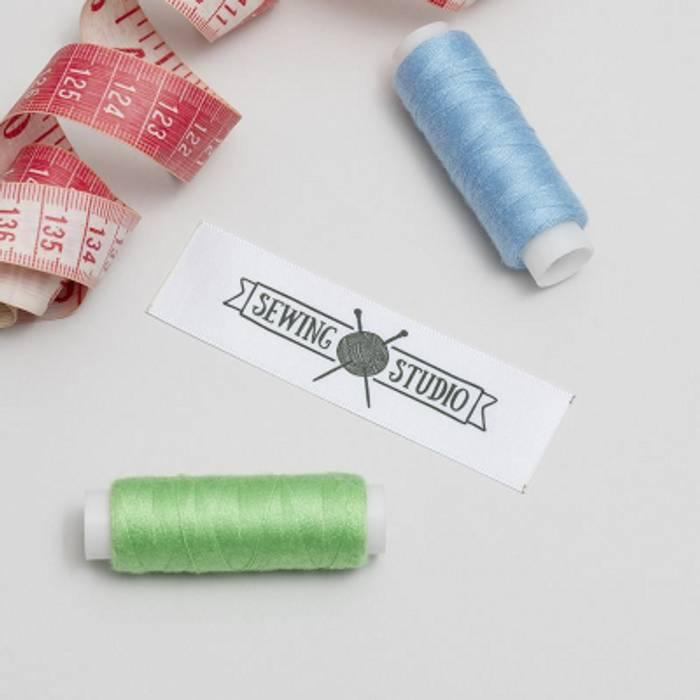 custom sewing labels