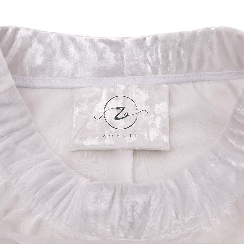 custom pencil skirt label