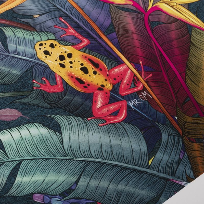 Poster mural sur mesure imprimé en couleur