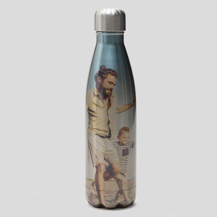 botella reutilizable personalizada fotos