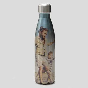 personalised drinking bottle