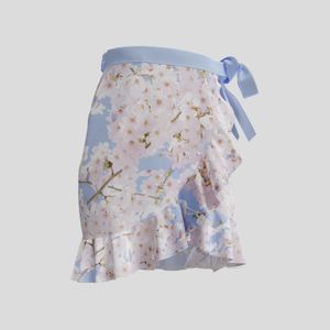 personalised flounce skirt