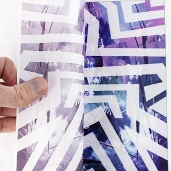 papel transfer sublimacion tinta personalizado