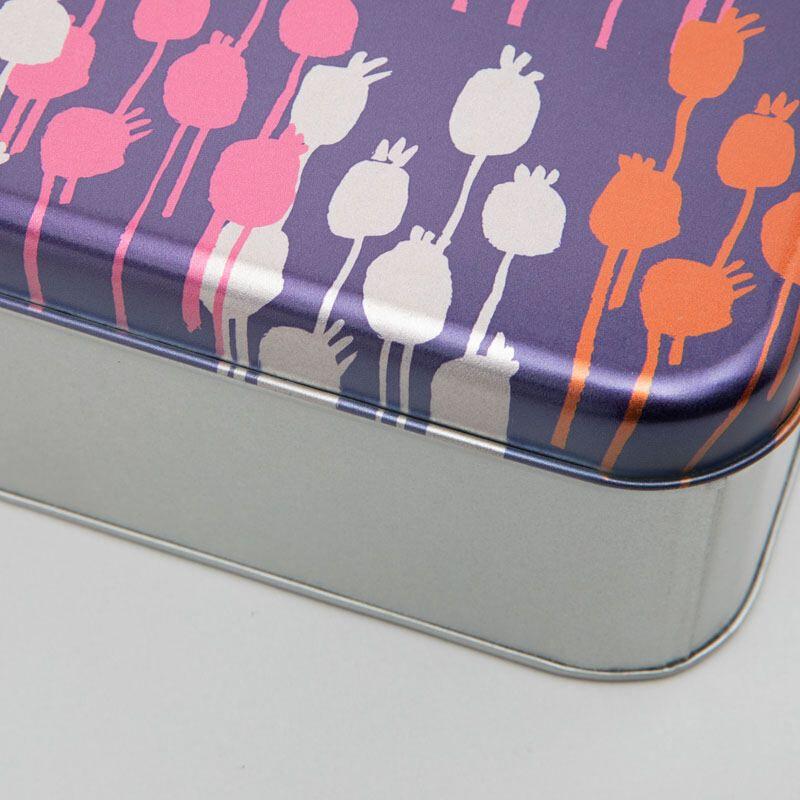customised tins