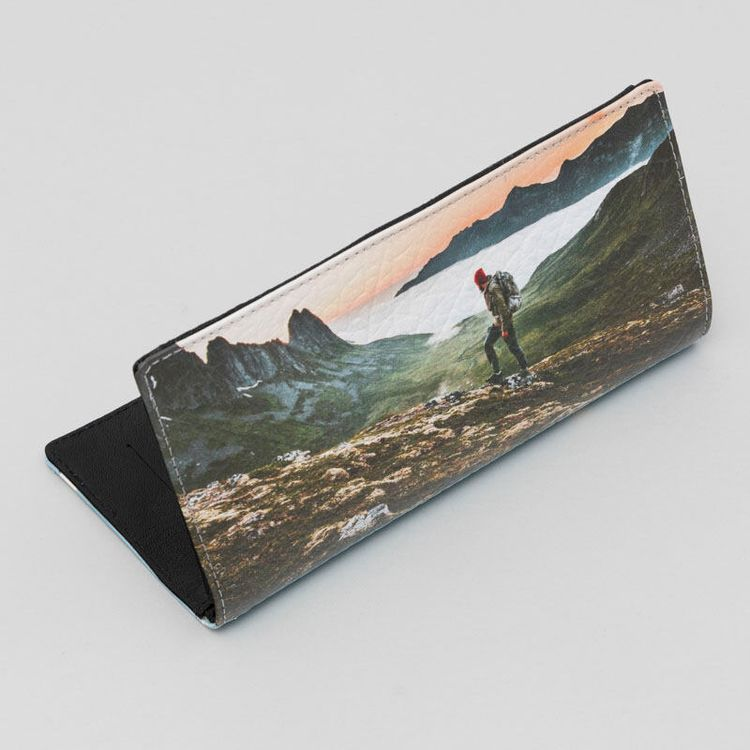 stampa su portafoglio da borsetta