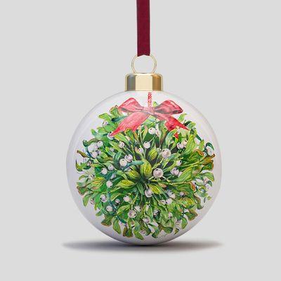 オリジナルクリスマスツリーボール